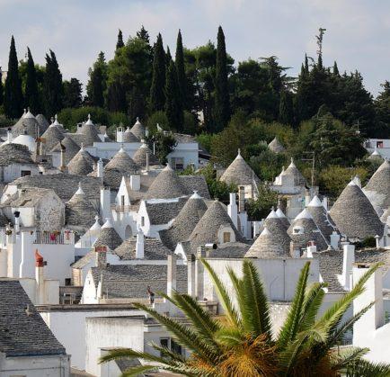 Apulia: the hidden pearl of Italy
